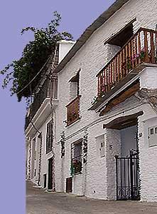 Las terrazas de la alpujarra casas rurales for Terrazas rurales